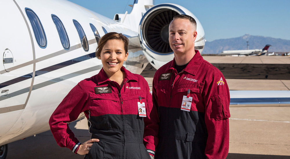 Angel MedFlight Air Ambulance employs robust Safety Management Systems to make sure control risk for our air medical operations.