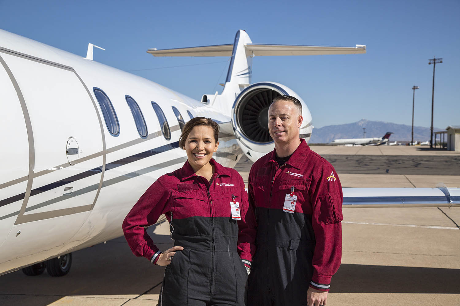 Angel MedFlight Air Ambulance with Flight Crew | Medical Flight Guide for Patients and Families