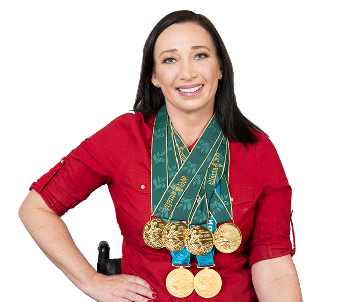 Amy Van Dyken Patient Services