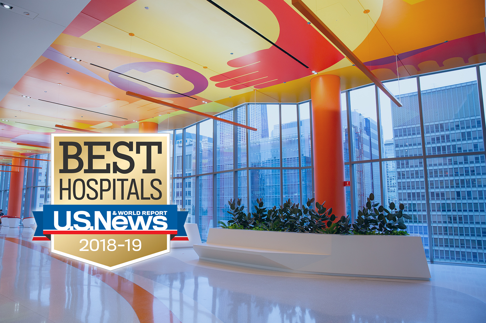 U S  News Releases 2018-2019 Best Hospitals in the Country