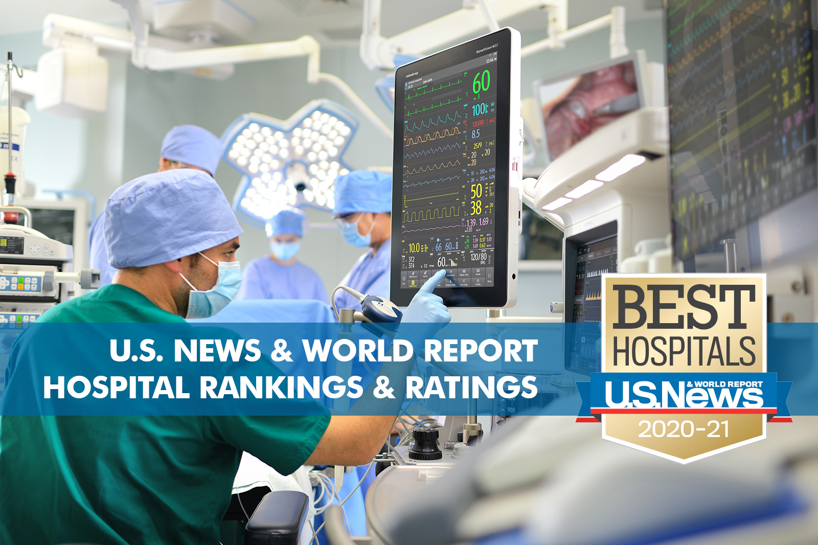 Ranking the Best Hospitals in the Nation
